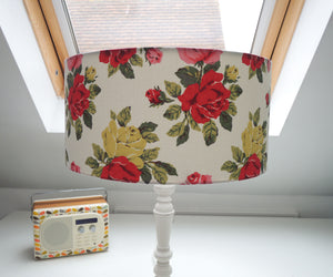 Cath Kidston Table  Lampshade- Drum