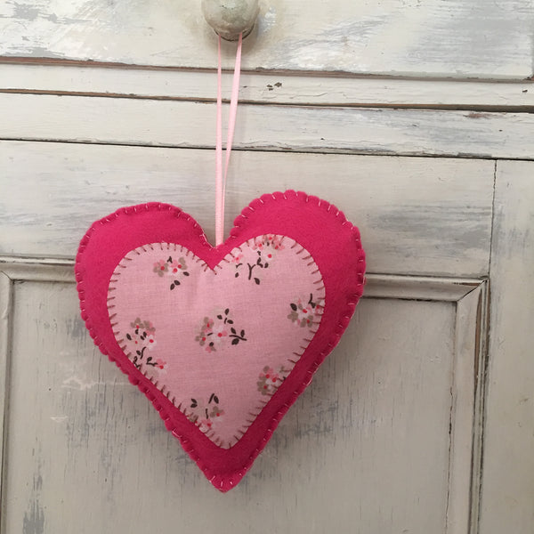Beautiful Handmade Hearts
