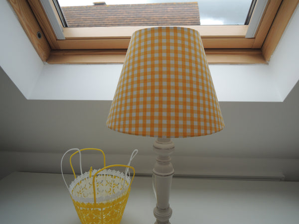 Custom Made Conical Lampshade