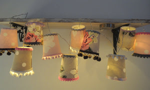 Create Your Own Handmade Fairy Light Lanterns