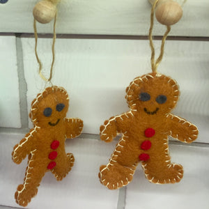 Small Gingerbread Men!