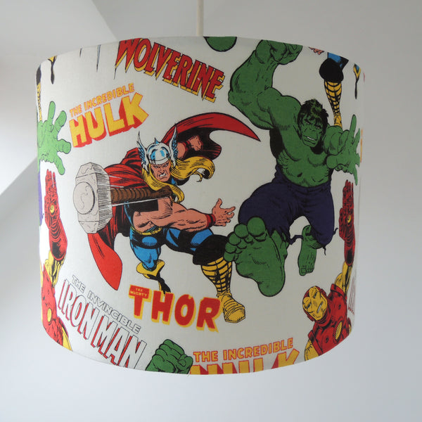 Custom Made Drum Lampshade