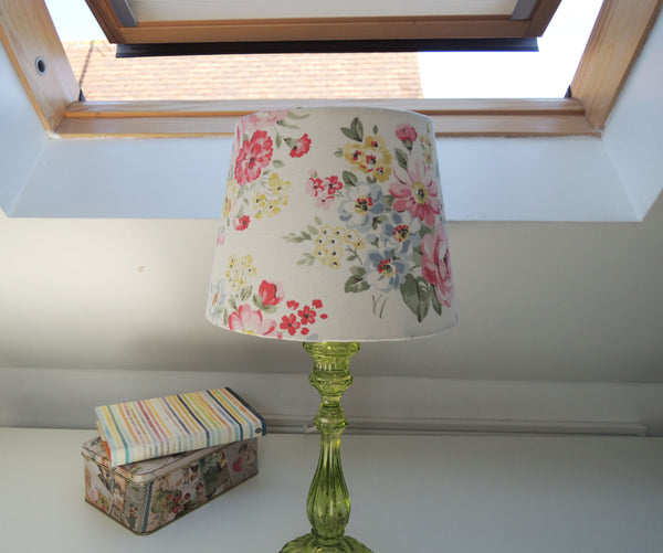 Cath Kidston Table Lampshade- Tapered Drum