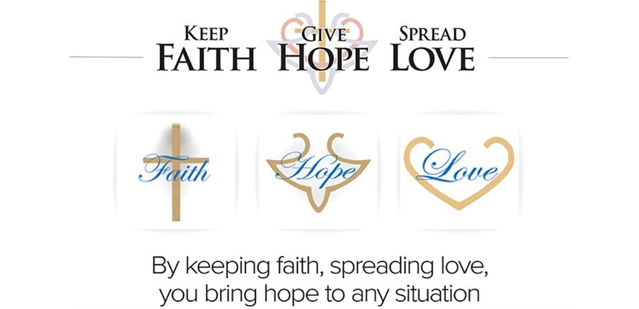 HopeStrong faith hope love