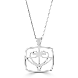 Open image in slideshow, Square HopeStrong® Pendant