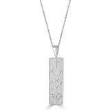Reversible Vertical Bar HopeStrong® Pendant