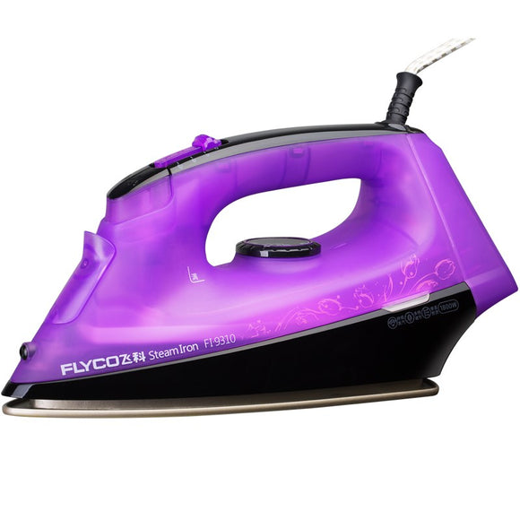 Flyco iron FI9310 steam spray irons home ironing machines handheld iron ironing clothes electric ir