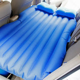 Car inflatable mattress car shock bed adult sleeping mats in the car travel suv rear-row Zijia You