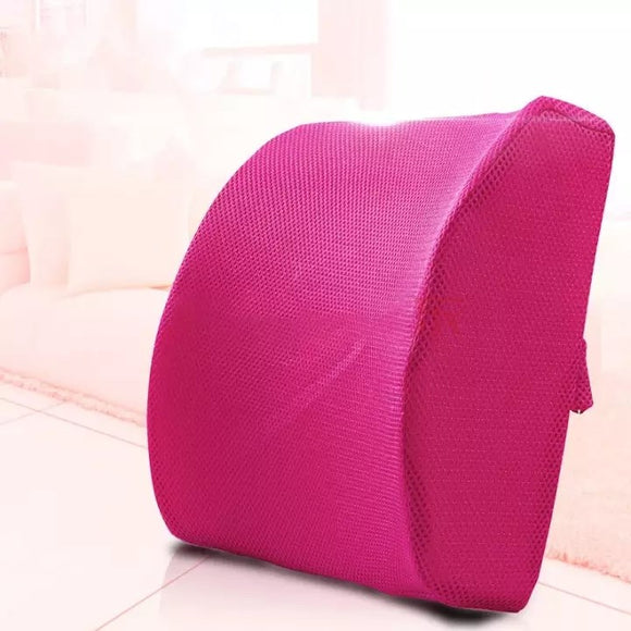 Space cotton memory pillow memory lumbar
