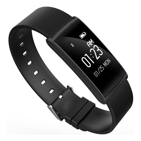 Ellen N108 smart bracelet WeChat sports watch heart rate blood pressure sleep test watch