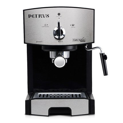 Petrus / Bai Cui PE3360 coffee machine commercial household automatic steam milk foam