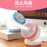 Humidifier mini fan cooling spray portable handheld rechargeable usb beauty spray small fan