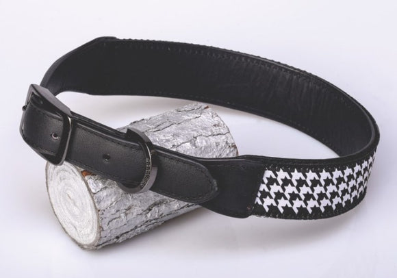 Doris jacquard collar pet collar