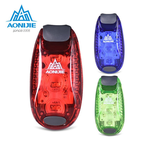 O'Donnell multi-purpose outdoor riding running lights bicycle taillights backpacks helmets ligh