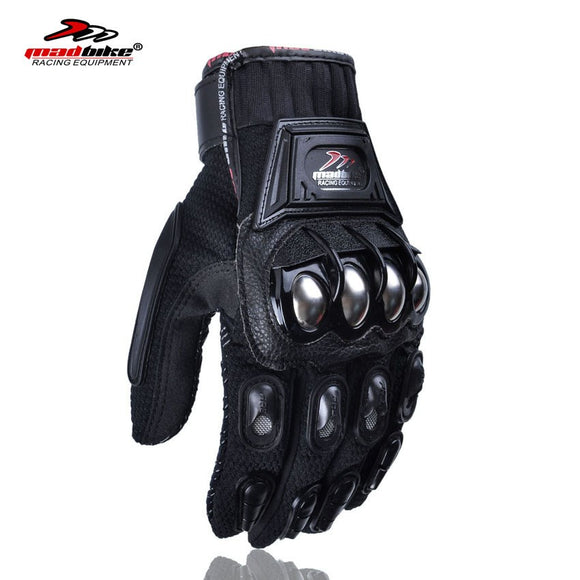 MADBIKE motorcycle gloves alloy protection summer riding gloves motorcycle racing cross-country glo