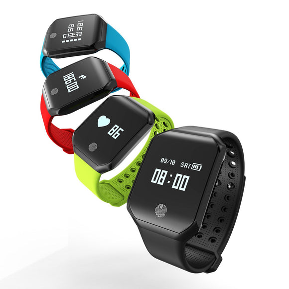Z66 smart bracelet heart rate blood pressure oxygen sleep monitoring IP67 waterproof pedometer exer