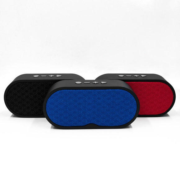 Handsfree Call Bluetooth Speaker Wireless Card Radio Subwoofer Bluetooth Speaker Bluetooth4.2 (RDA)