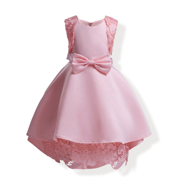 Girls princess dress European and American girls dresses in children dress skirt