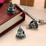European and American fashion jewelry 925 sterling silver diamond series - Christmas tree accessori