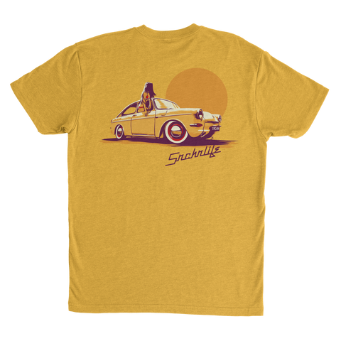 Volkswagen type 3 graphic tee