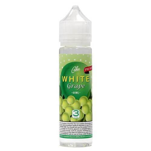 White Grape eJuice - White Grape