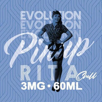 Pinup Evolution Vapors - Rita Chill