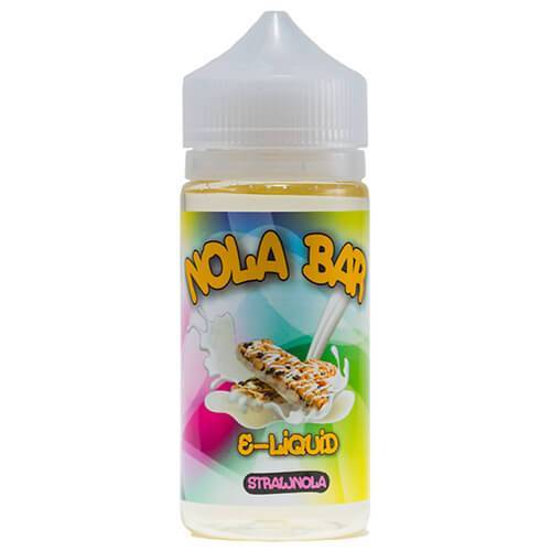 Nola Bar E-Liquid - StrawNola