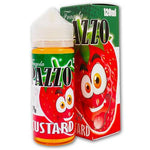 Fragola Pazzo (Crazy Strawberry) eJuice - Strawberry Custard