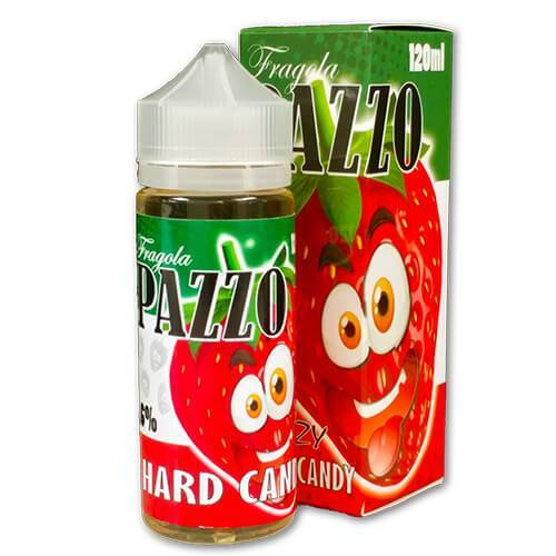 Fragola Pazzo (Crazy Strawberry) eJuice - Strawberry Hard Candy