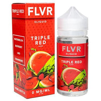 FLVR E-Liquid - Triple Red