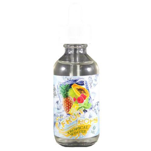 Fruit Pops Premium eJuice - Tropic Winter