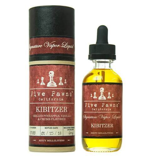 Red Label by Five Pawns - Kibitzer