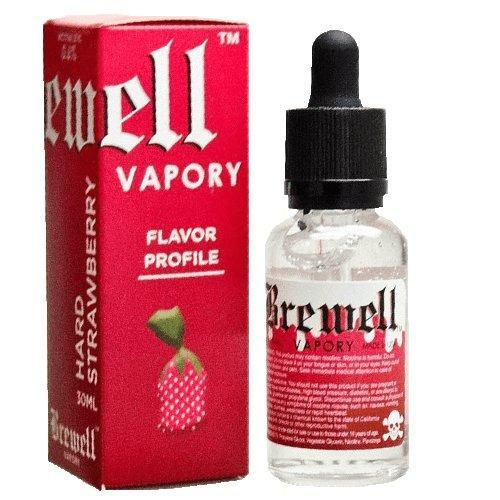 Brewell Vapory - Hard Strawberry - Brew #22