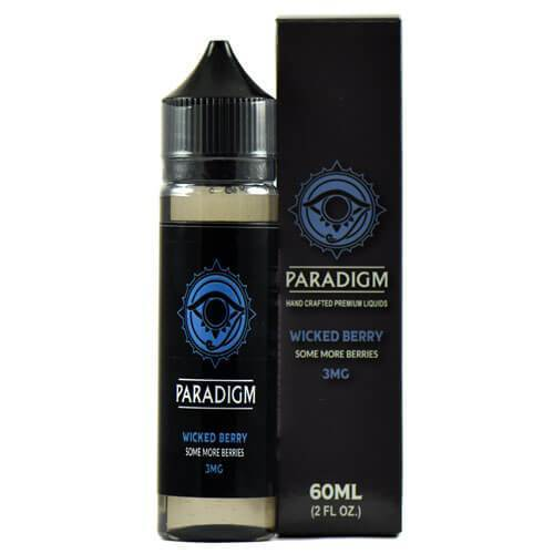 Paradigm eJuice - Wicked Berry
