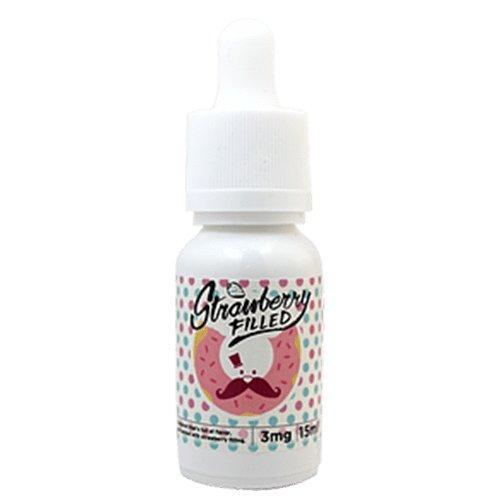 Mr. Doughnut E-Juice - Strawberry Filled