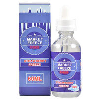 Market Freeze E-Juice - Strawberry Freeze