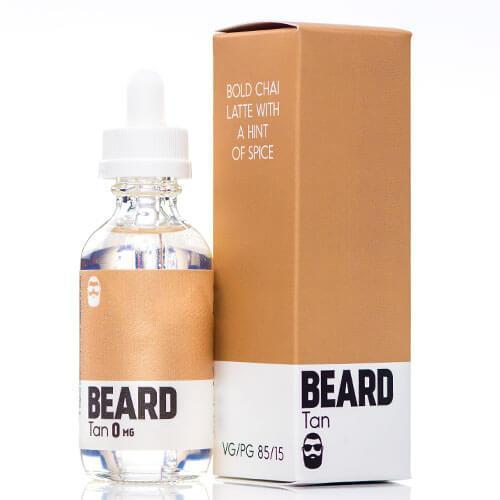 Beard Color - Tan