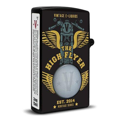 Heritage Series By Vintage E-Liquids - The High Flyer
