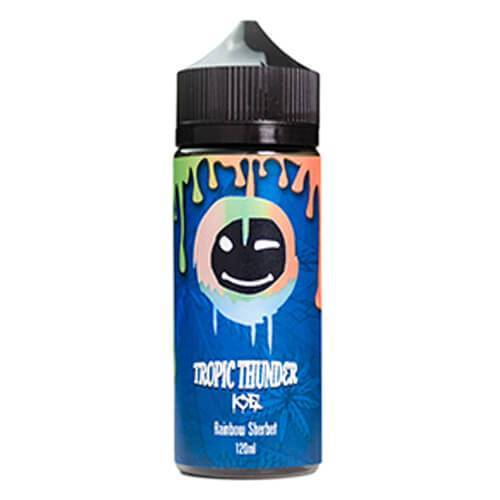 OOO E-Juice ICE - ICE Tropic Thunder
