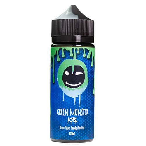 OOO E-Juice ICE - ICE Green Monster