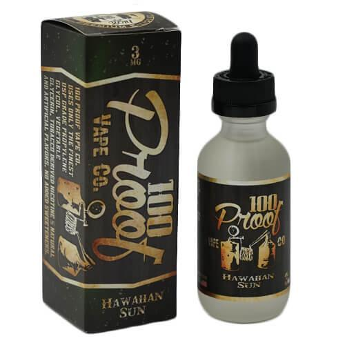 100 Proof Vape Co - Hawaiian Sun