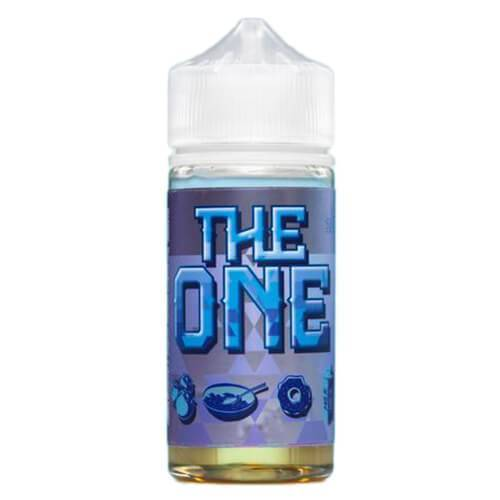 The One eLiquid - The One Blueberry