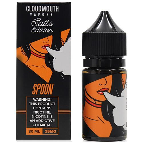 Cloudmouth Vapors SALTS Edition - Spoon