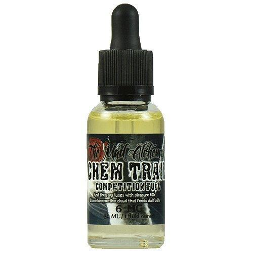 The Mad Alchemist Premium E-Liquid - Chem Trail