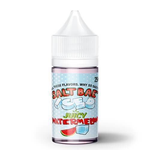 Salt Bae eJuice - Iced Juicy Watermelon
