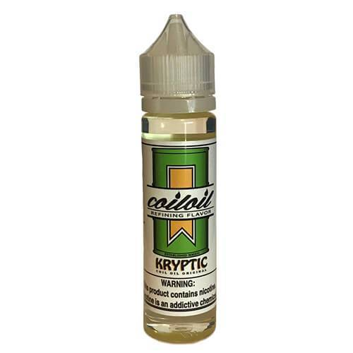 Coil Oil E-Liquid - Kryptic