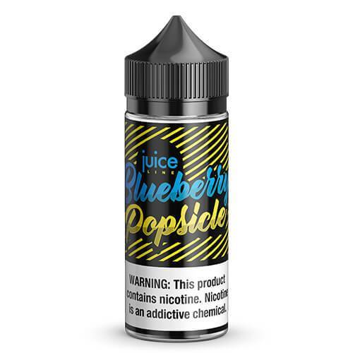 Juice Line by The Original Vapery - Blueberry Popsicle