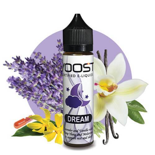 VOOST Fortified E-Liquids - Dream