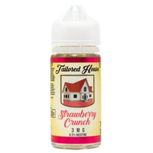 Tailored House eJuice - Strawberry Crunch