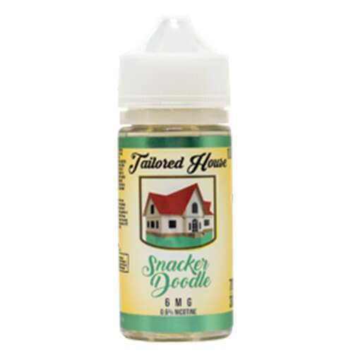 Tailored House eJuice - Snacker Doodle